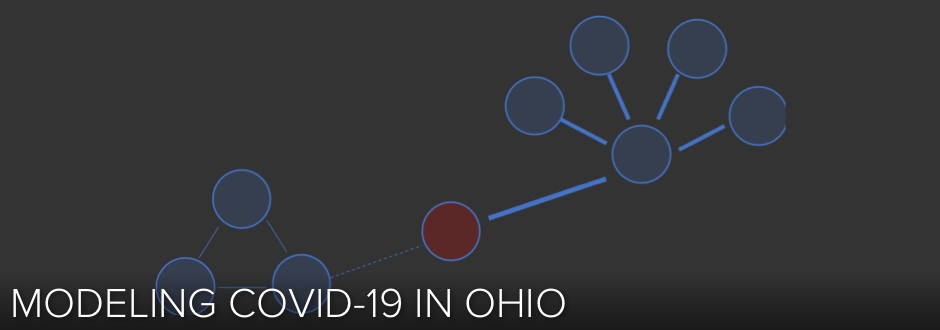 Modeling COVID-19 in Ohio