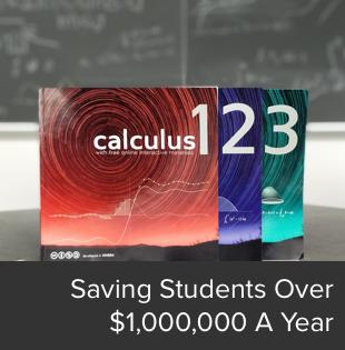 Saving Students One Million Dollars a Year