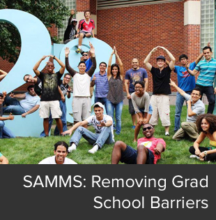 SAMMS: Removing Barriers to Graduate School