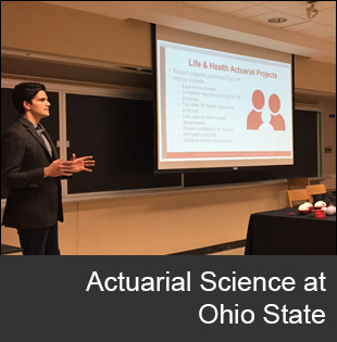 Actuarial Science at Ohio State
