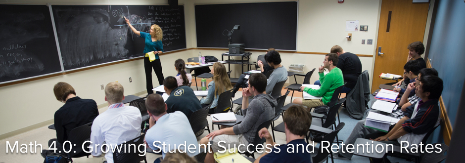 Improving Student Success and Retention