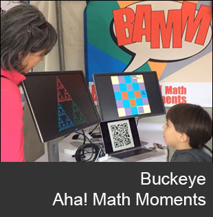 Buckeye Aha! Moments in Math